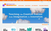 Destination Imagination, Inc. Website